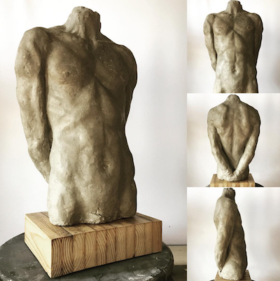 'Silencio' Cement, by André Prinsloo